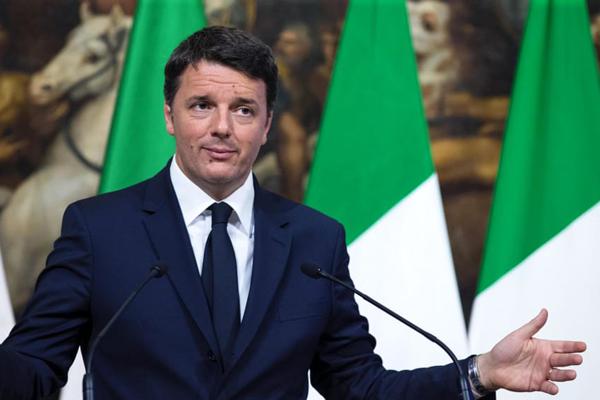 """Renzi a Bruxelles: """"La manovra non cambia"""""""
