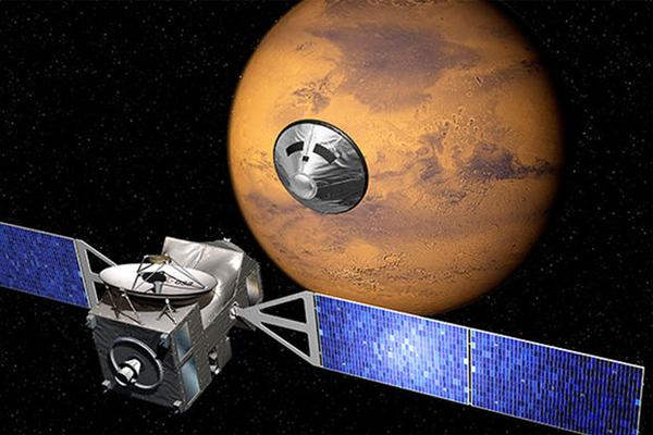 ExoMars, oggi l'Europa atterra su Marte