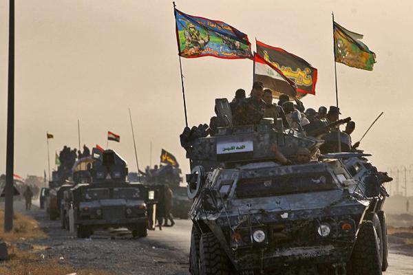 Mosul, frena la marcia. Russia ferma raid Siria