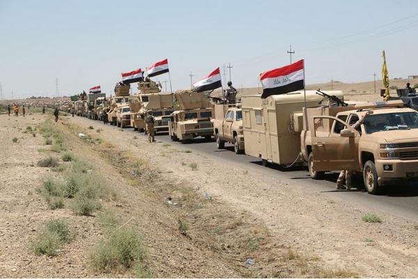Mosul, si stringe la morsa contro l'Isis