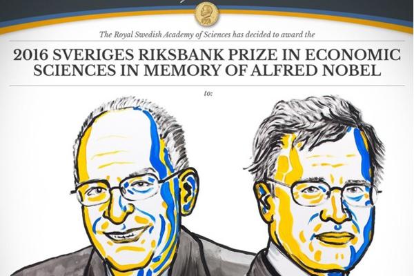 Nobel Economia agli autori della teoria dei contratti