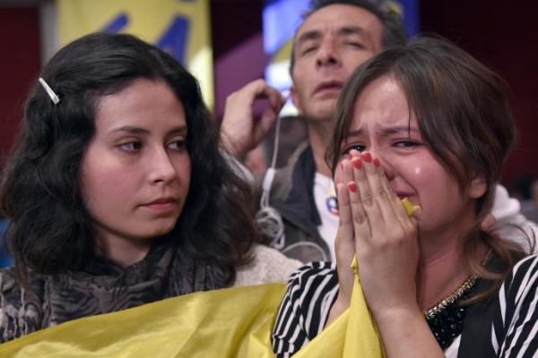 Colombia, no all'accordo di pace con le FARC