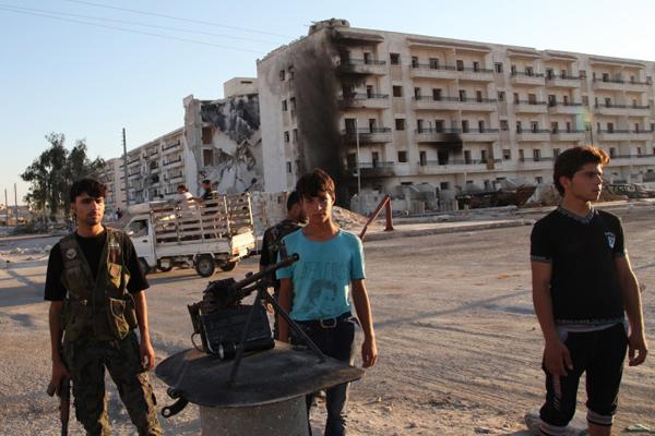 Siria, USA e Russia sospendono colloqui pace