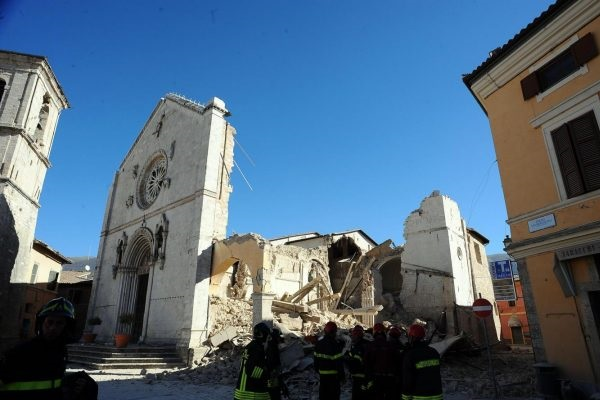 Emergenza sisma: oggi Consiglio dei Ministri