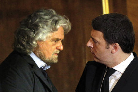 Grillo,-Renzi