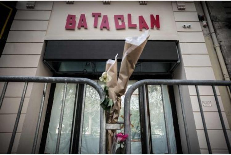 Il Bataclan riapre il 12 novembre