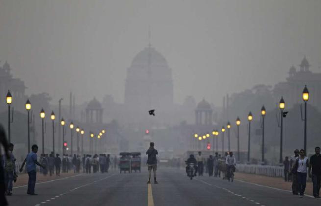 Batteri resistenti anche nell'aria inquinata