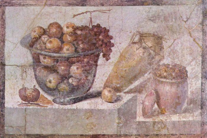 Eatstory: a Pompei attraverso il cibo la storia dei romani