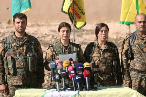 Curdi contro ISIS: parte la campagna per Raqqa