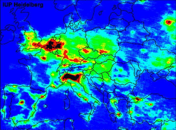Smog: quasi 500mila morti l'anno in Europa