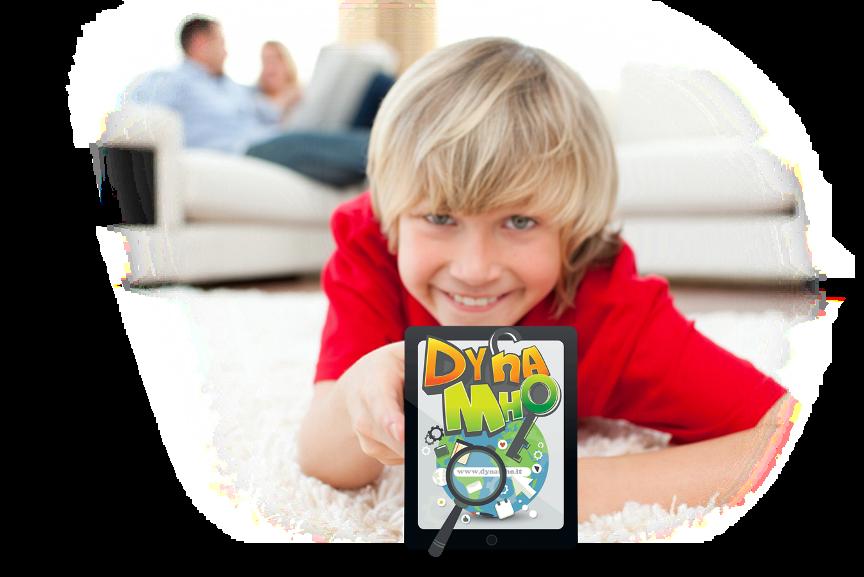 Dynahmo, web sicuro per tutti i bambini