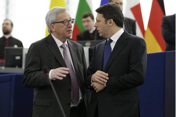 Scontro Ue-Italia, Juncker: me ne frego