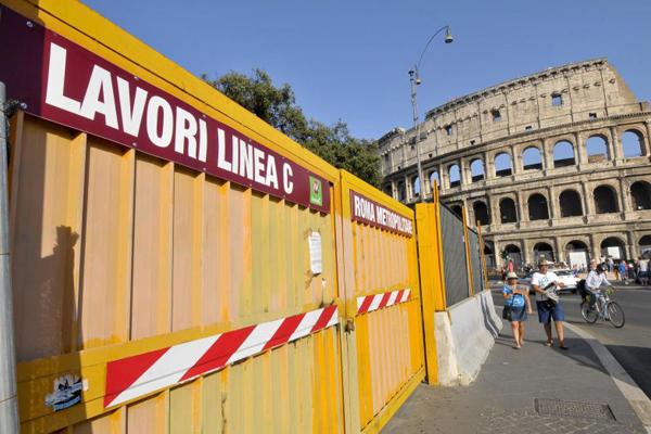 Roma, capitale delle opere incompiute