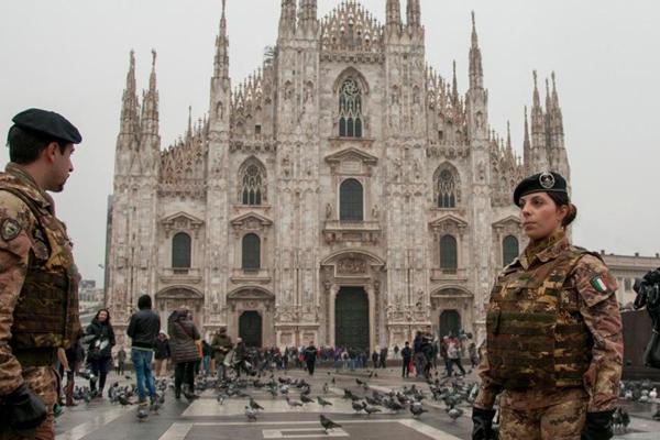 Sicurezza, Sala: a Milano voglio l'esercito