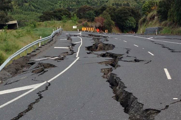 Scosse e tsunami in Nuova Zelanda: due morti