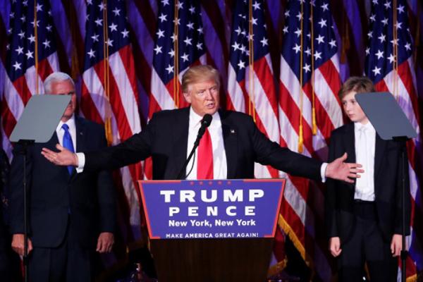 Trump è il nuovo presidente USA