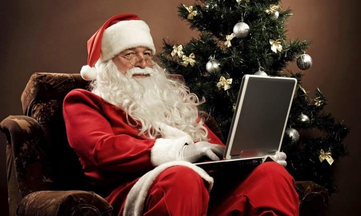 I regali di Natale quest'anno li scelgo sul web