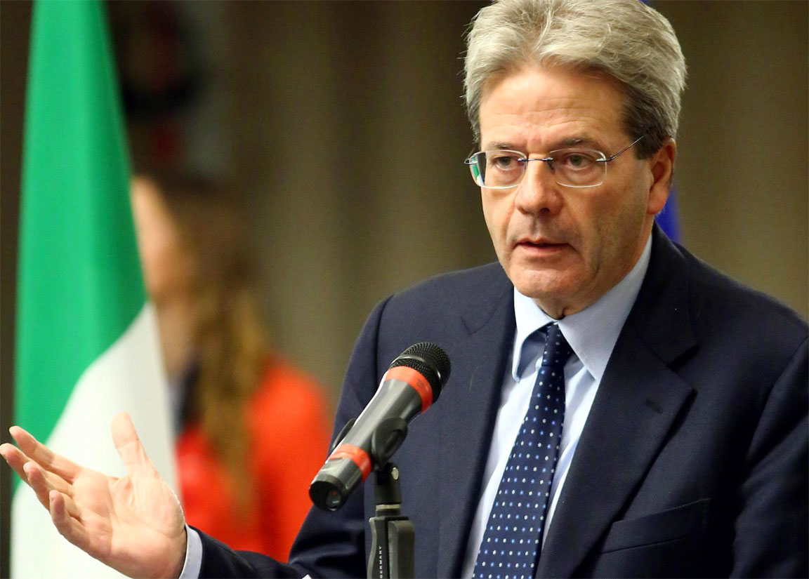 Governo Gentiloni: domani al Quirinale la lista dei ministri