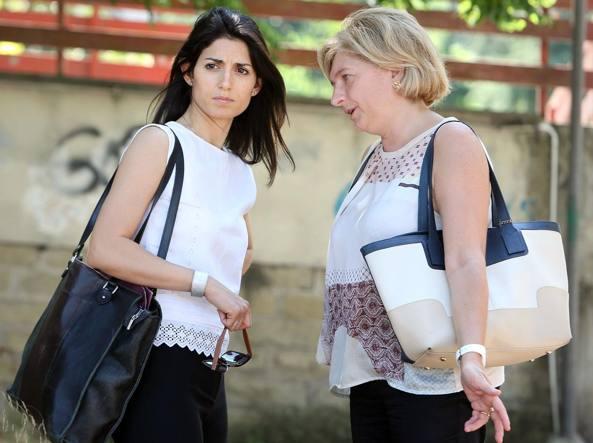 Roma, Muraro indagata: 5 i capi d'imputazione