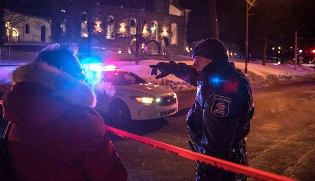 Canada, attacco a moschea: 6 morti