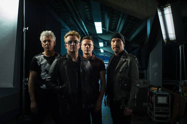 U2: il 15 luglio a Roma, al teatro Olimpico