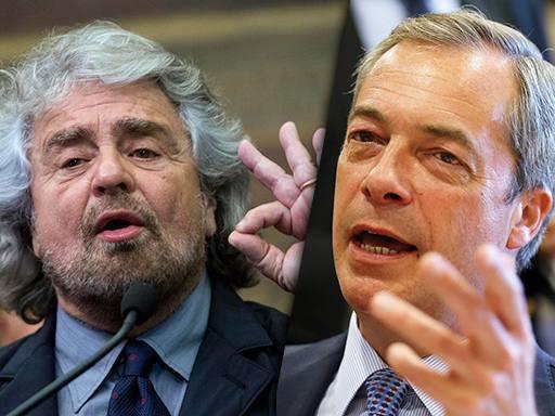 M5S dice addio a Farage e si unisce ad Alde