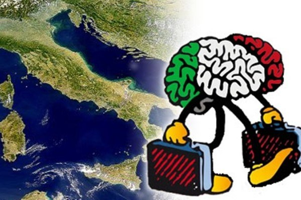 Cervelli in fuga: +54,9% in 10 anni