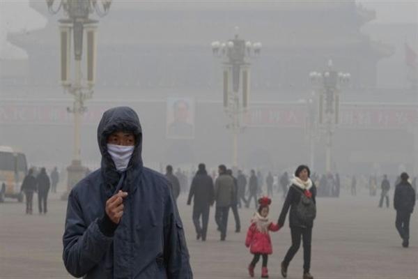 Cina, lezioni on line per allerta inquinamento