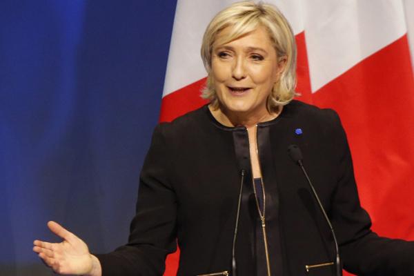 Francia, Le Pen: Se vinco fuori da UE e NATO
