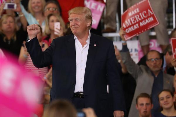 Trump e l'attentato fantasma in Svezia