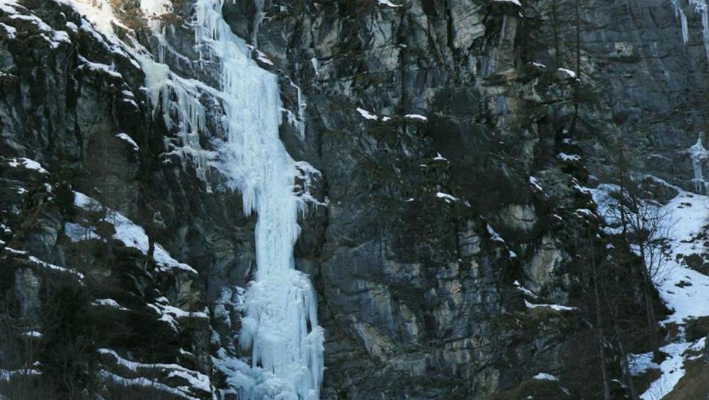 Crollo cascata di ghiaccio: 4 morti in Valle d'Aosta