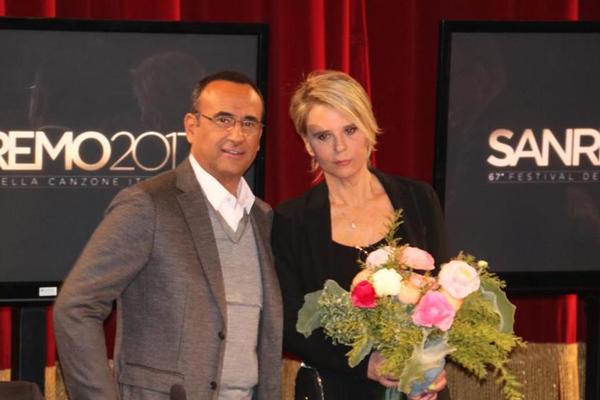 Conti-De Filippi: a Sanremo boom di ascolti