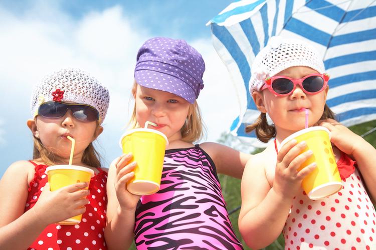 Attenti al fruttosio: i rischi per i bambini
