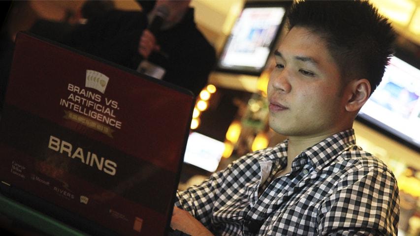 Poker: il computer batte i campioni