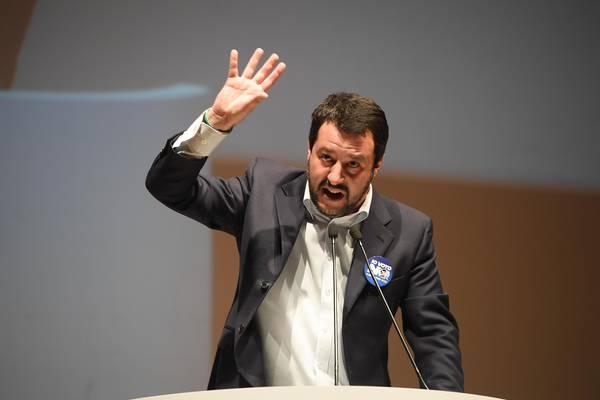 Il Pd vuole Salvini a Palazzo Chigi