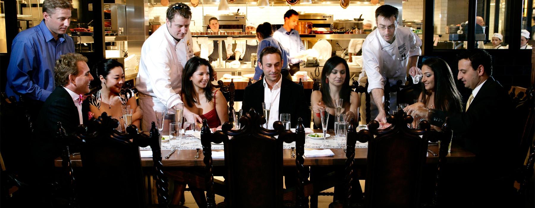 Supper Club, cene d'autore. In intimità