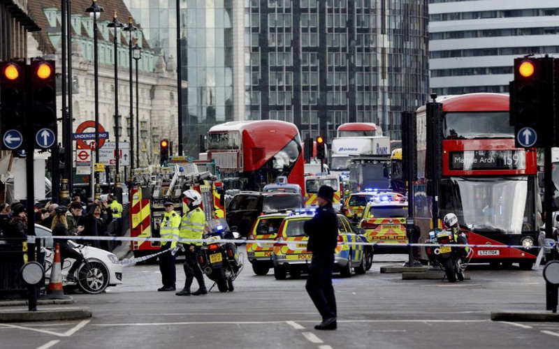 ISIS rivendica l'attentato a Westminster