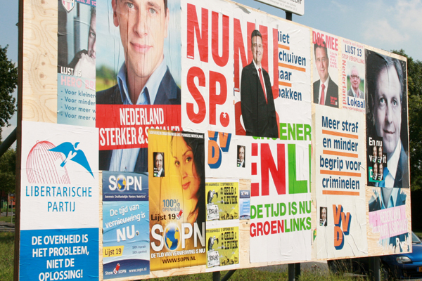 Olanda alle urne, l'Europa trattiene il fiato