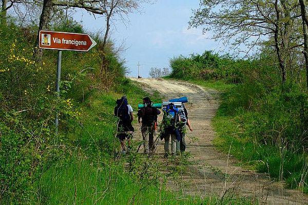 La via Francigena verso la tutela dell'UNESCO