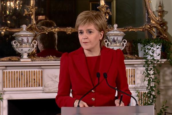 La Scozia vuole rivotare per l'indipendenza