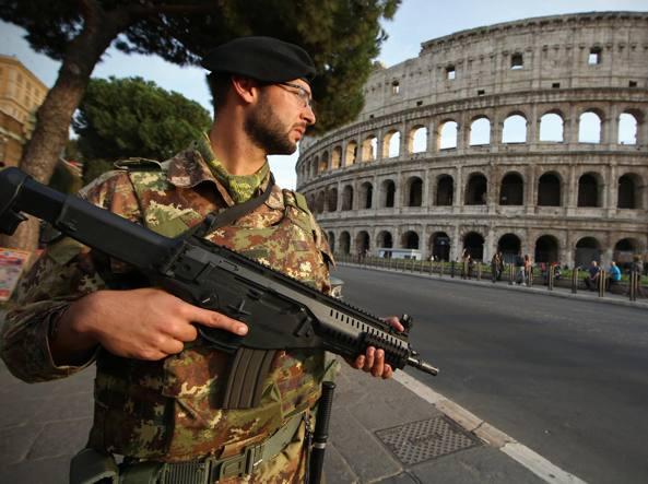 Trattati Ue, Roma blindata: arrivano gli 007