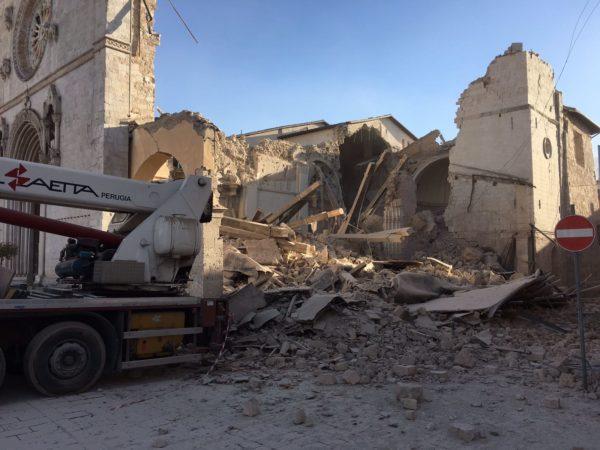 Terremoto, al candidato Pd-M5S umbro quasi tutti gli appalti