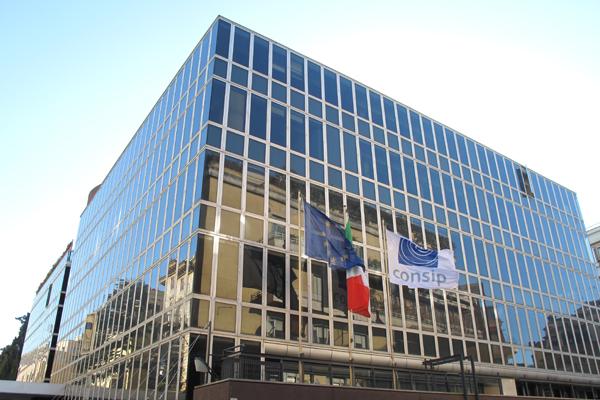 Consip, perquisita la sede a Roma