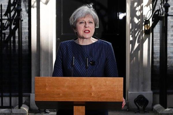 GB, May: elezioni anticipate l'8 giugno