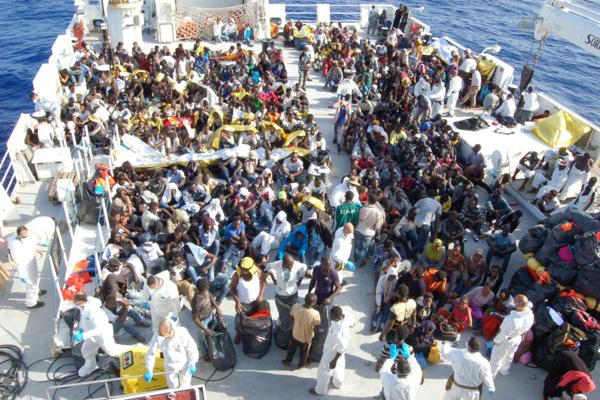 Migranti, Zuccaro: nuovi sospetti sulle ONG