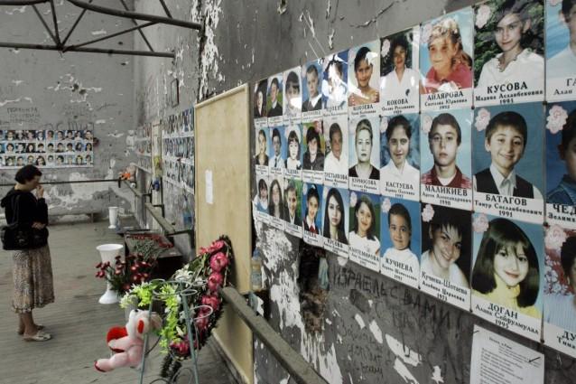 Corte Europea condanna Russia per massacro Beslan