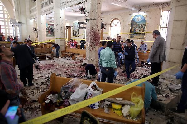 Isis: strage di copti in Egitto