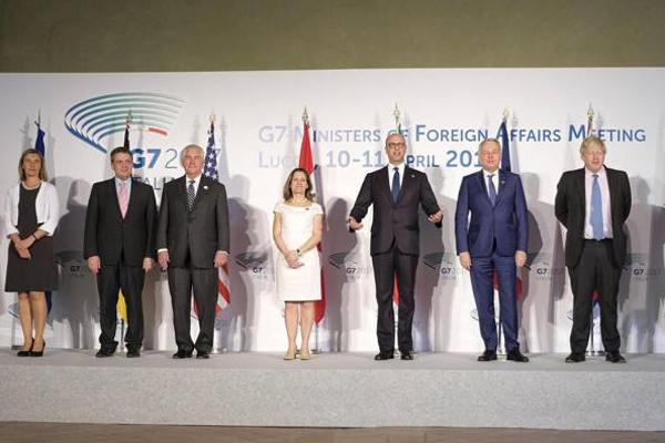 Siria, G7: nessuna soluzione con Assad