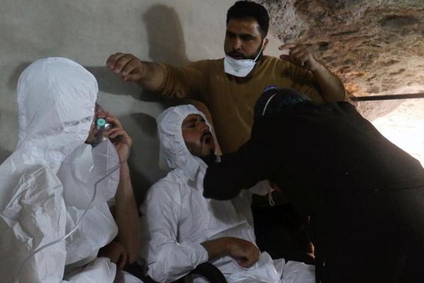 Siria, tornano le armi chimiche di Assad