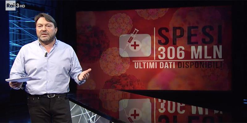 Vaccini, inchiesta Report: è ancora bufera
